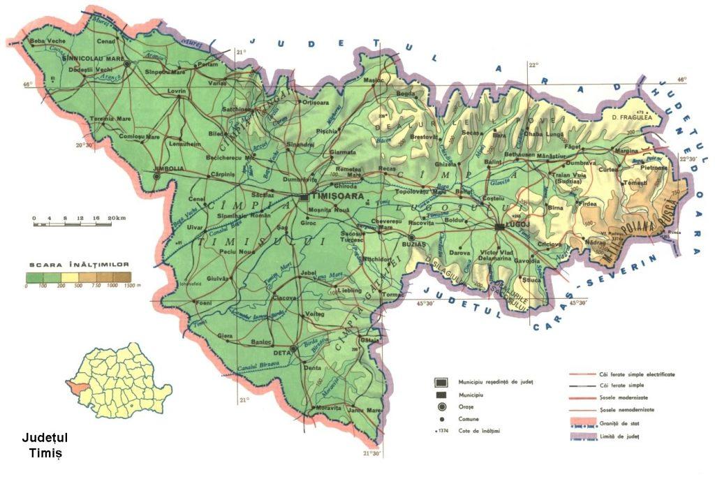Comunicat de presă: Rata de infectare la o mie de locuitori, în judetul Timis
