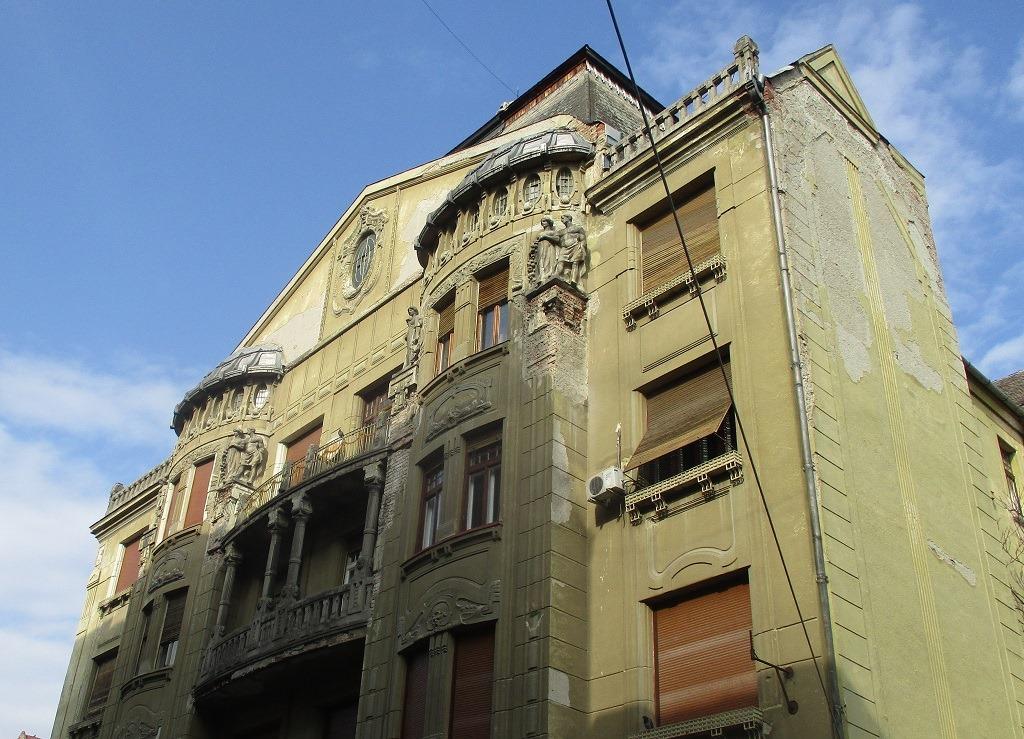 Fritz a cerut sprijin de la București pentru reabilitarea clădirilor istorice din Timișoara
