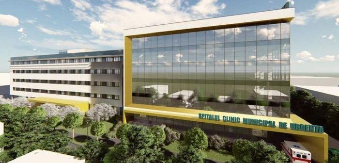 Noua maternitate a Spitalului Municipal Timișoara și pasajul Solventul ar putea fi finanțate printr-un amplu program european