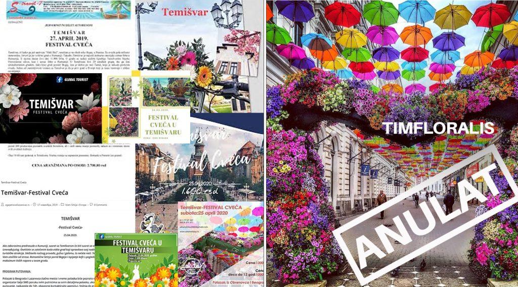 Revoltă printre liberali, după ce primarul Fritz a anunțat că festivalul Timfloralis ar putea fi anulat