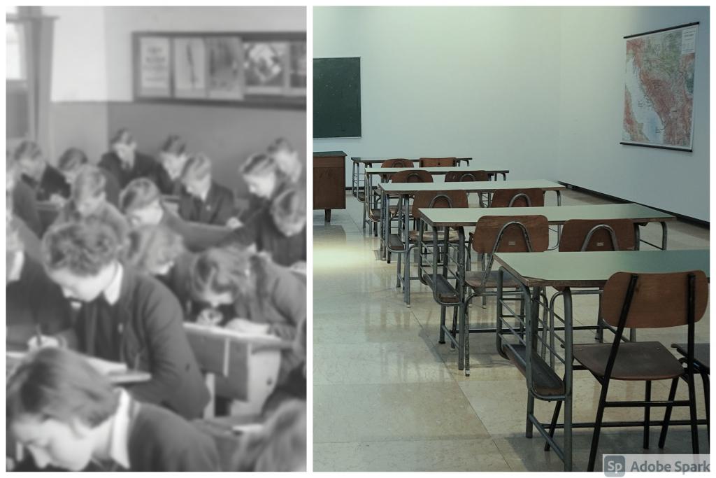 Absurd: școlile se deschid în plin scenariu roșu!?