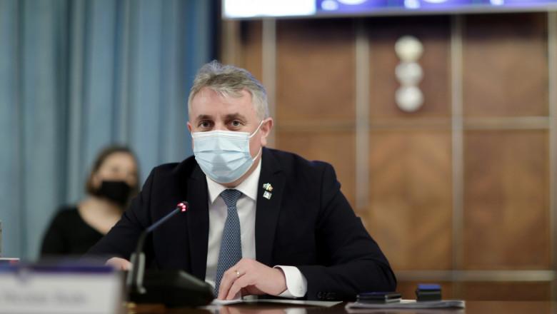 """Ministrul de Interne: """"Guvernul va lua în discuție, în prima ședință, situația carantinei de la Timișoara"""""""