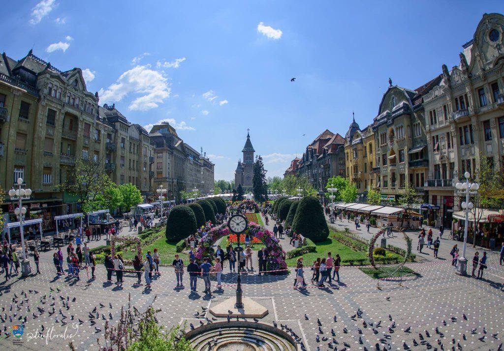 Timișoara, în carantină de noapte în weekend