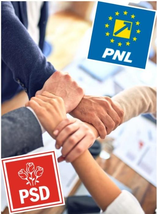 Front comun PNL-PSD
