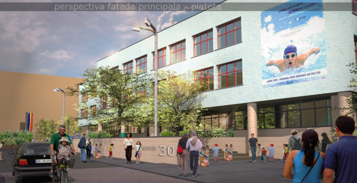 Primăria Timișoara a lansat licitația pentru modernizarea Școlii Generale 30 cu bani europeni