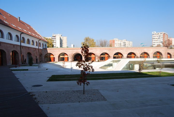 Cluburi, activități culturale și yoga la Bastionul Theresia din Timișoara