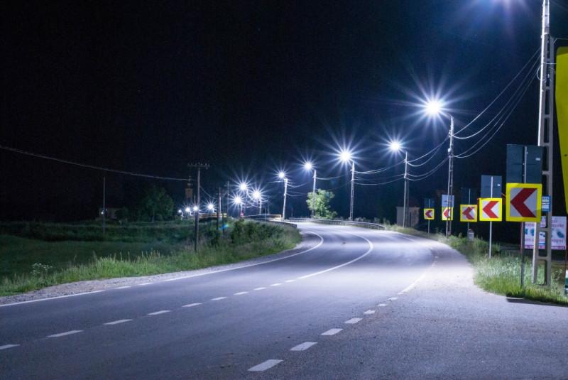 530 de LED-uri vor fi montate pe trei artere importante din Timișoara