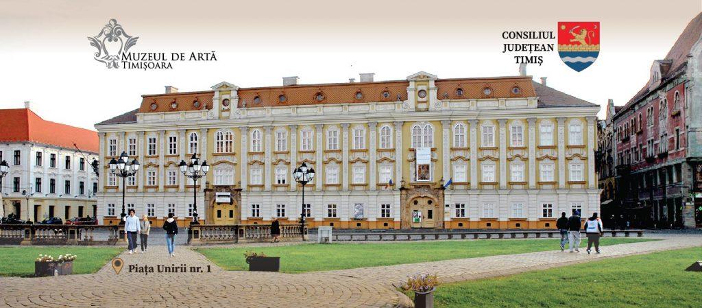 Director interimar la Muzeul de Artă din Timișoara