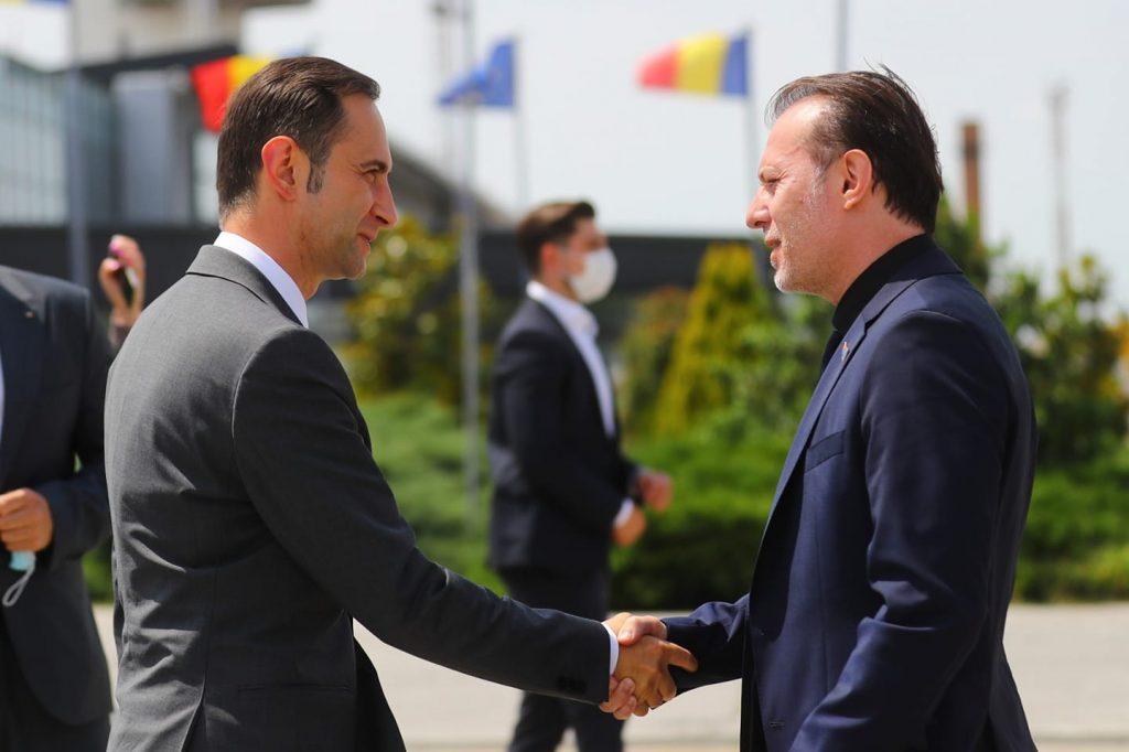 """Premierul Cîțu, critic la adresa Primăriei Timișoara: """"Ar trebui să vedem cum s-au cheltuit banii în prima parte a anului"""""""
