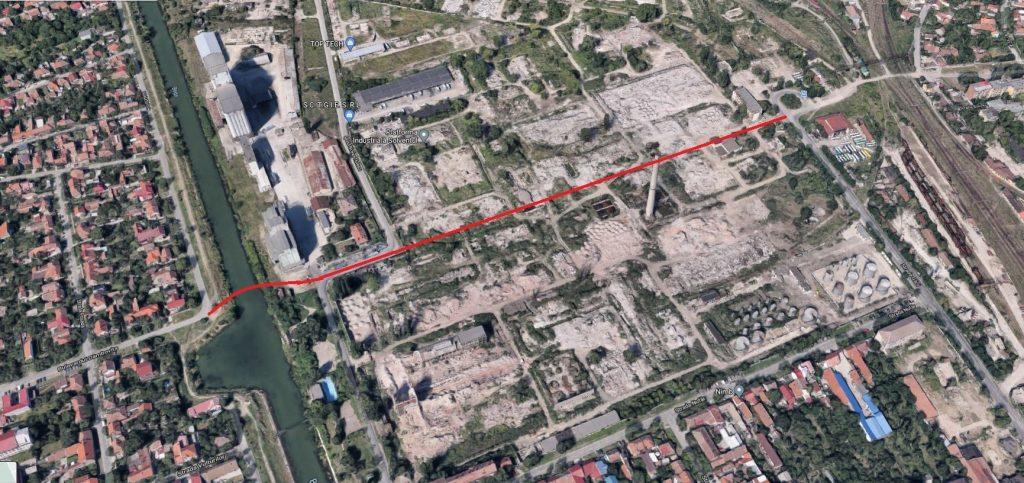 Proiectantul podului peste Bega și al drumului de la Solventul, anunțat în perioada următoare