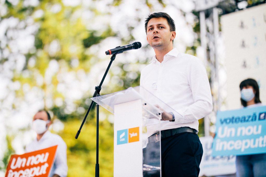 Viceprimarul Ruben Lațcău, înregistrat în timp ce îl amenință pe un șef din Primăria Timișoara