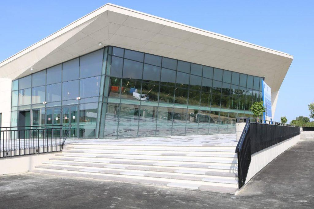 Noul terminal de sosiri curse externe, dat în folosință la Aeroportul Internațional Timișoara