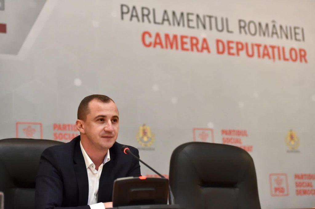 Alfred Simonis, reconfirmat lider al grupului parlamentar PSD din Camera Deputaților