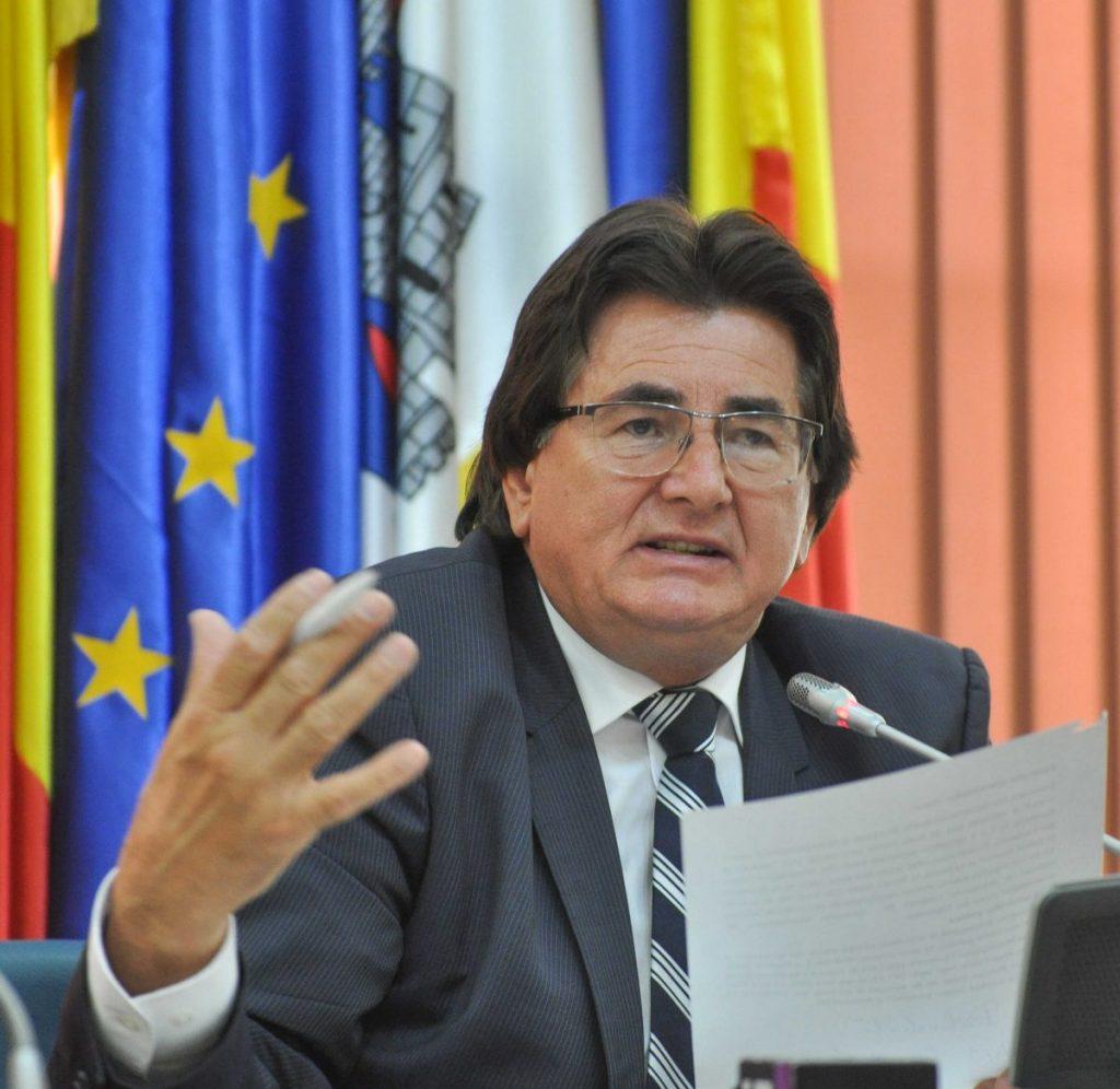 Nicolae Robu asigură opoziția în Timiș