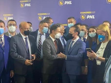 Alin Nica, în echipa propusă de Florin Cîțu pentru Biroul Executiv al PNL