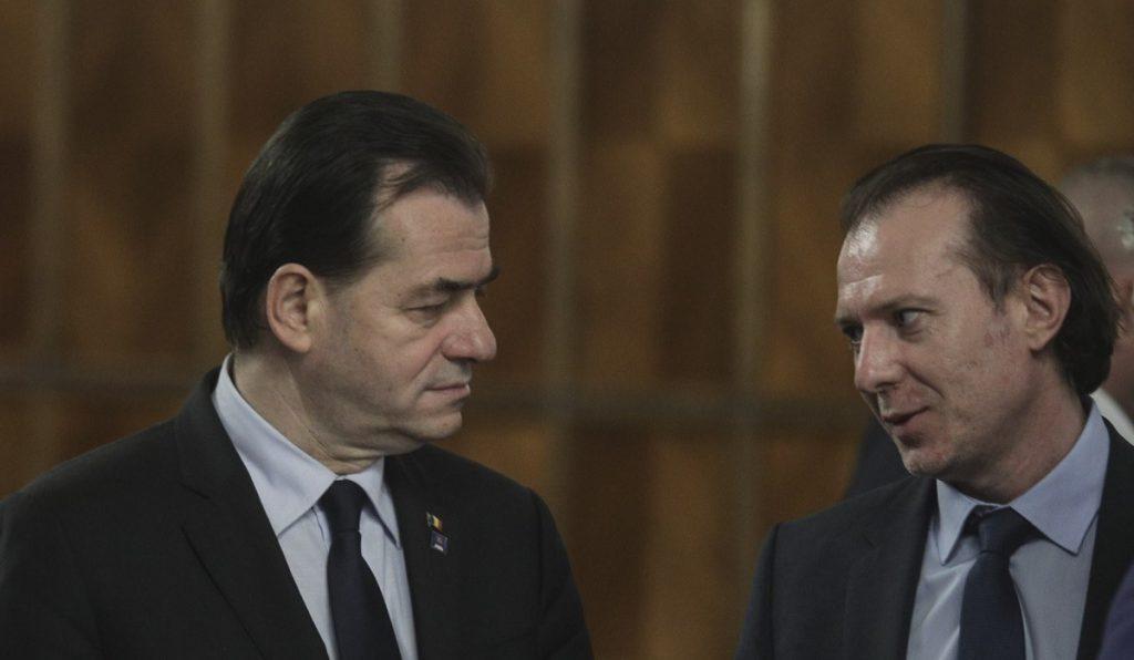 Ludovic Orban și Florin Cîțu, așteptați în acest sfârșit de săptămână la Timișoara
