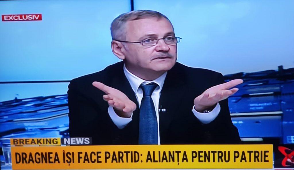 Liviu Dragnea susține că PSD e tras cu cheia de Iohannis