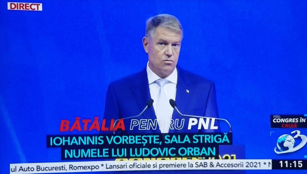 Susținătorii lui Orban i-au stricat bucuria lui Iohannis