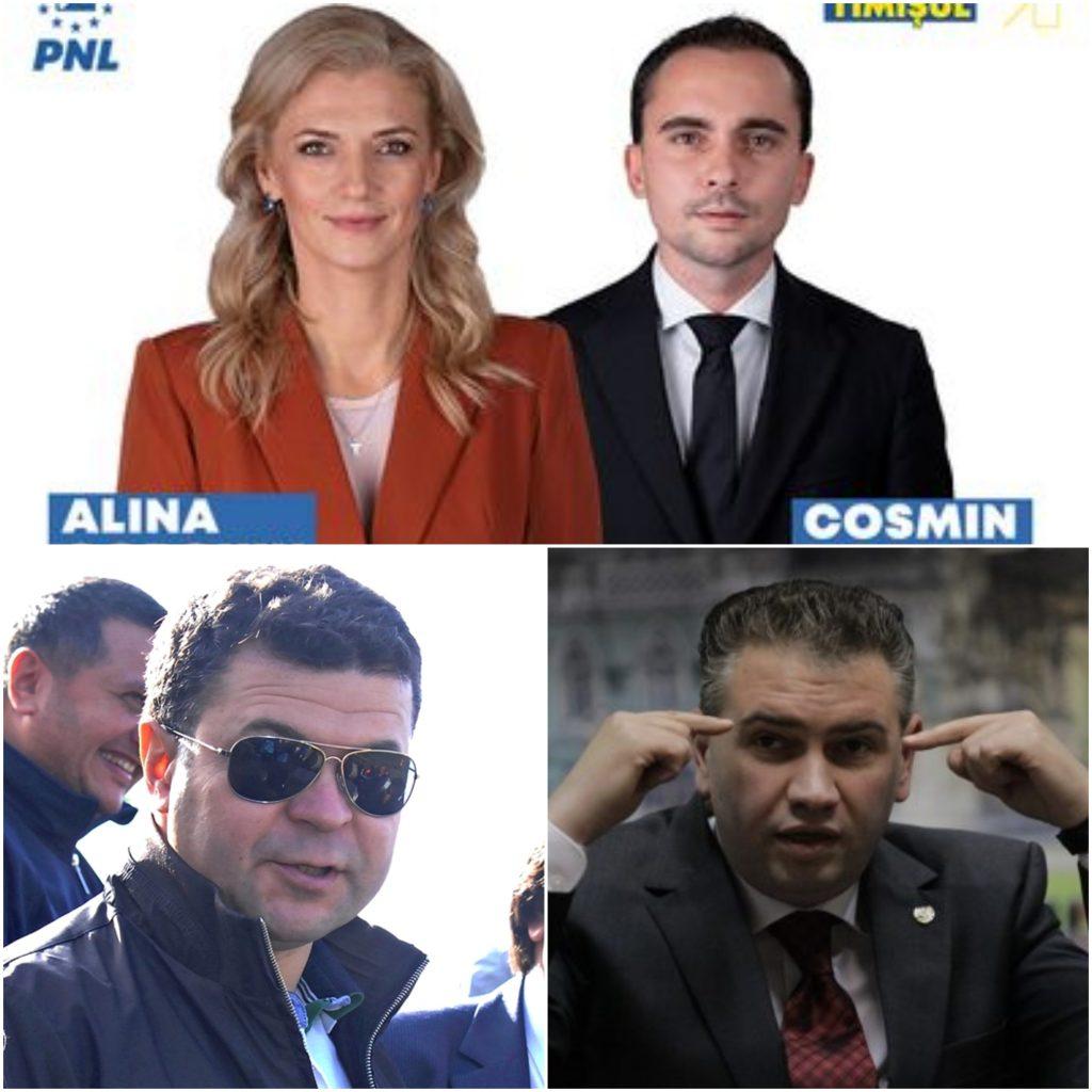 Fața hidoasă a corupției de toate tipurile promovată de PNL Timiș