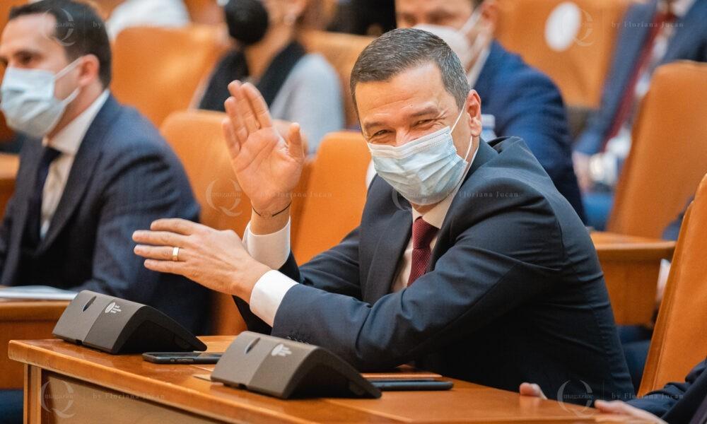 Grindeanu: Cîțu, un zombie politic
